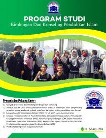 Prodi Bimbingan dan Konseling Pendidikan Islam (BKPI)