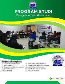 Prodi Manajemen Pendidikan Islam (MPI)